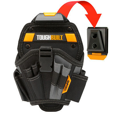 ToughBuilt DRILL HOLSTER LARGE TOU-CT-20-L / TB-CT-20-L - 13 POCKETS & LOOPS