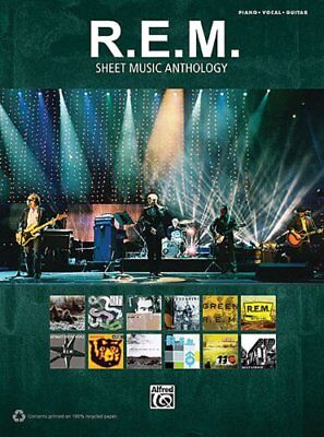 R.E.M. Sheet Music Anthology: Piano/Vocal/Guitar