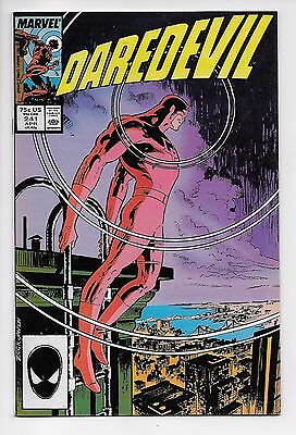 Daredevil #241 - Todd McFarlane Art (Marvel, 1987) - VF+