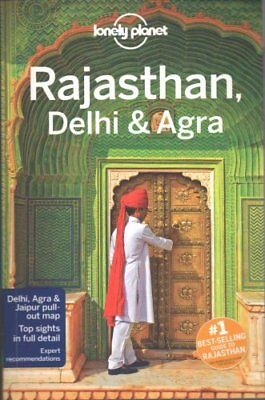 Lonely Planet Rajasthan, Delhi & Agra by Lonely Planet 9781742205779