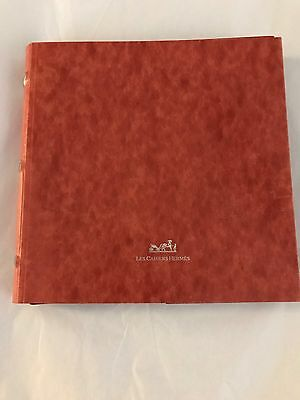 Hermes Business Card Case And Address Book Insert
