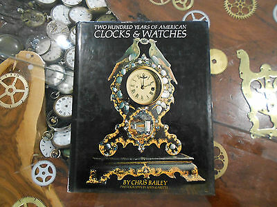 200 years of American CLOCKS & WATCHES, Hardcover Edition