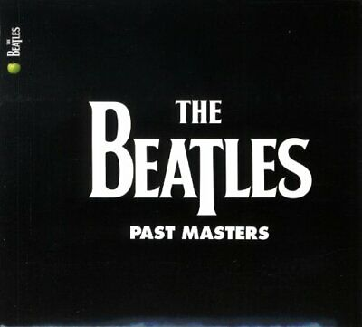 The Beatles - Past Masters - The Beatles CD VAVG The Cheap Fast Free Post The