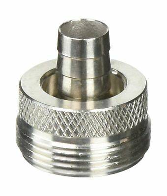 HomeBrewStuff Stainless Steel Beer Line Cleaning Attachment