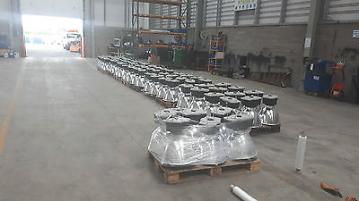 Warehouse / Factory 400W hi-Bay lights