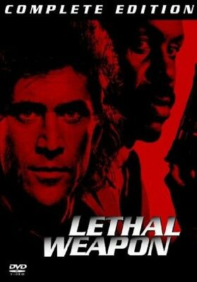 Lethal Weapon Box Teil 1-4 (1+2+3+4) NEU OVP 8 DVDs Alle 4 Teile