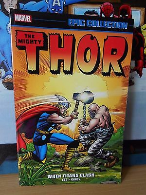 Marvel Epic Collection - Thor Vol 2 - When Titans Clash