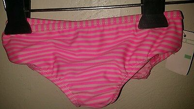 *Just one  you bikini bottom size 12 months NWT*