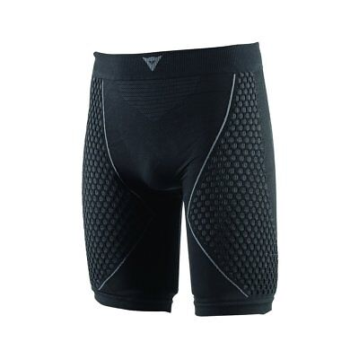 Dainese D-Core Thermo Mens Base Layer Shorts  Black/Anthracite XL/2XL