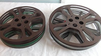 16mm - Assorted Metal Reels 8 count / 1200 & 1600 foot sizes