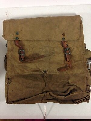 Vintage BOY SCOUTS OF AMERICA National Council New York City Yucca Backpack