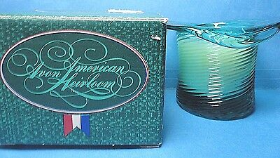 Avon Pitkin Hat Candle Dated 1981