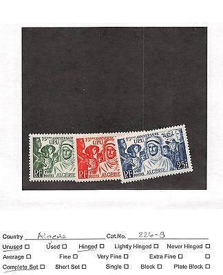 Lot of 21 Algeria MNH Mint Never Hinged Stamps #105937 X