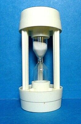 Vintage Coca-Cola Advertising Plastic Kitchen Sand Egg Timer
