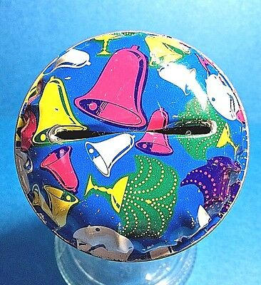 Vintage Party Noise Maker Happy New Years Free Shipping #3