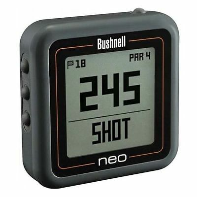 Bushnell Neo Ghost Golf GPS  (Charcoal) Preloaded Courses