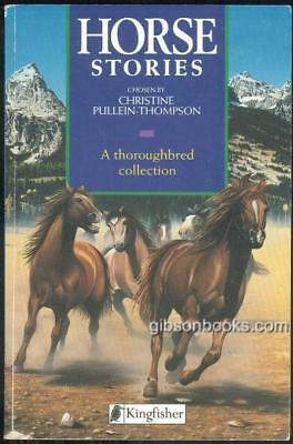 Horse Stories a Thoroughbred Collection Illustrated by Victor Ambrus 1994
