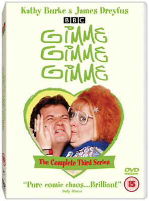 Gimme Gimme Gimme: The Complete Series 3 DVD (2007) Kathy Burke ***NEW***