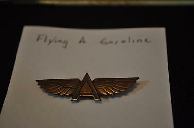 Flying A Gasoline Pin