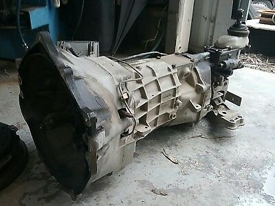 Holden Commodore Vy SS 6 speed manual transmission t54 conversion ls1 v8
