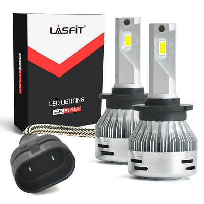 LASFIT D2S D4S D2C D2R D4 LED Headlight Bulb HID XENON Replacement Philips Chip