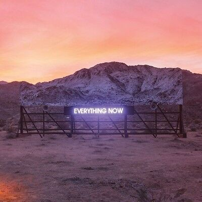 Everything Now [Day Version] [7/28] * by Arcade Fire (CD, Jul-2017, Columbia...
