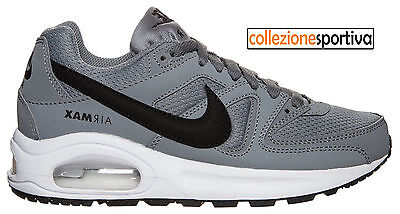 SCARPE UOMODONNA NIKE AIR MAX COMMAND FLEX (GS) 844346 005
