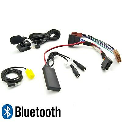 BLUETOOTH AUX ADAPTER SMART Fortwo 451 MP3 SPOTIFY FREISPRECHEN TELEFONIEREN
