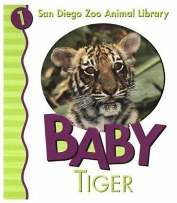 Baby Tiger (San Diego Zoo Animal Library)