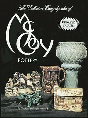 Collectors Encyclopedia of McCoy Pottery by Sharon Huxford, Bob Huxford