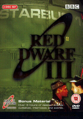 Red Dwarf: Series 3 DVD (2003) Chris Barrie