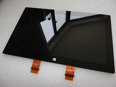 New LCD Touch Screen For Microsoft Surface PRO 2 Model 1601 Assembly Replacement