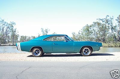 1968 R/T 440 Dodge Charger
