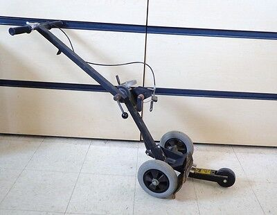 Partner Husqvarna Concrete Abrasive Saw Cart Trolley