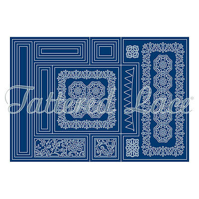FREE UK P/&P ETL349 New Tattered Lace Essentials /'ARCHWAY/' DIE
