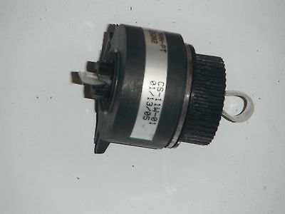 New Deltran Electric Magnetic Clutch 24V 11W (1076)