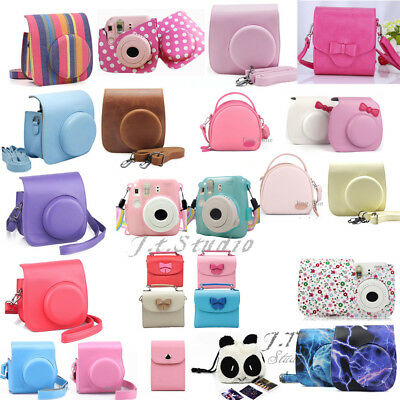Camera Protector Bag Case  for Fujifilm instax mini 8 / mini 8+ / mini 9