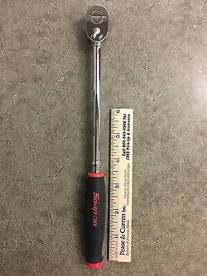 Snap-On 1/4 Drive Extra Long Comfort Handle Ratchet THLL72 *Free Shipping*