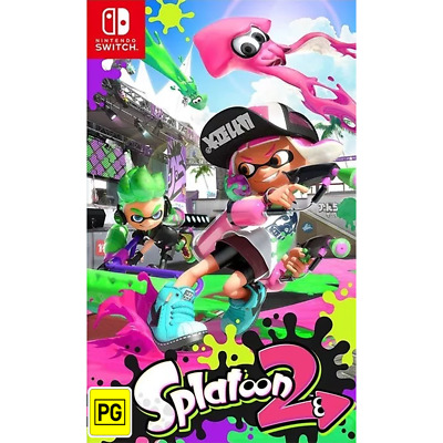 Splatoon 2 - Switch - BRAND NEW