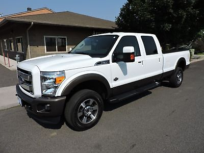 2015 Ford F-350 One Owner Like New! 2015 Ford F350 6.7 Diesel King Ranch. ONLY 15K Miles! Excellent!