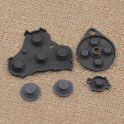 New Silicon Rubber Conductive Button Rubber Pad Controller For NGC Replacement