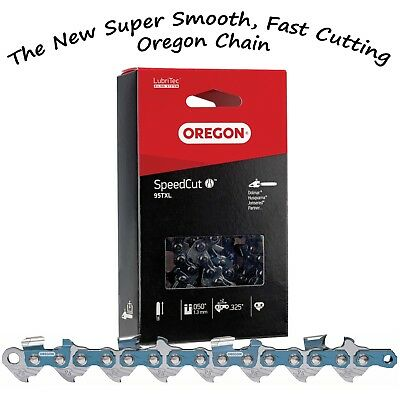 "Oregon 15"" Chainsaw Chain Replaces Husqvarna's 64 x.325 050 , H30 x 64E  x-cut."