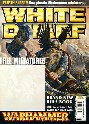 White Dwarf magazine #321 WARHAMMER Battle for Skull Pass ref100552