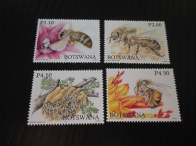 Botswana 2010 Sg 1133-1136 Honey Bees  Mnh