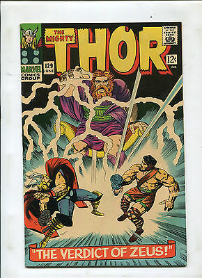 Thor #129 (8.5) The Verdict Of Zeus!