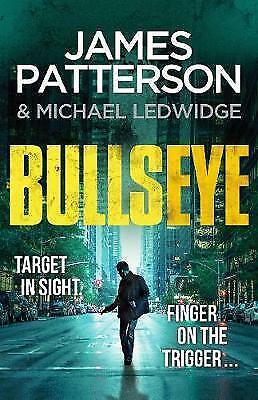 Bullseye by James Patterson (Paperback, 2017)