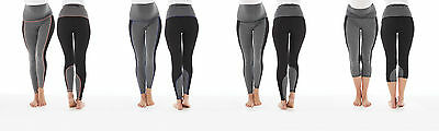 enji maternity activewear pants. Full Length or 3/4 Length. Yoga Walking Running