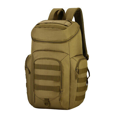 40L MOLLE Backpack/Rucksack Military Tactical Bag Hiking Casual School Day Pack
