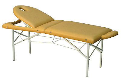 C-138 Therapy Table,Massage Table, Lie Foldable, Portable, with Extra Headboard
