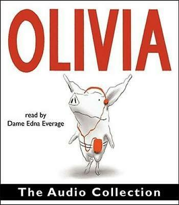 NEW The Olivia Audio Collection By Ian Falconer Audio CD Free Shipping